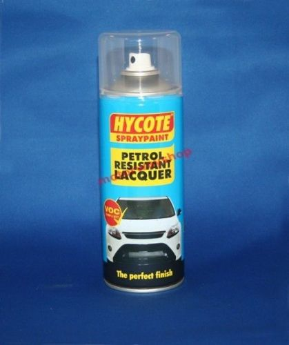 Petrol Resistant Lacquer Spray Paint Hycote 400ml